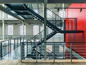 schody fabryka