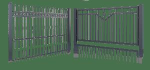 segmenty ogrodzeniowe wiśniowski